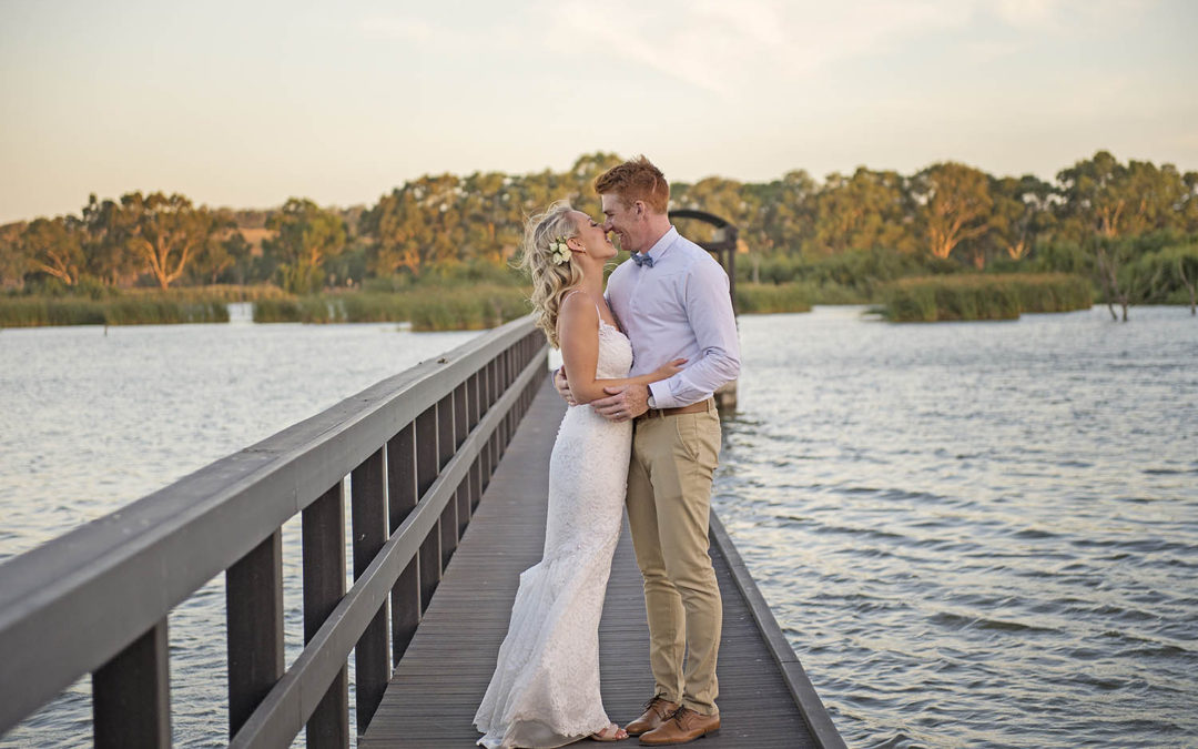 Mannum River Wedding