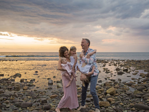 Stanley Family – Sunset Mini Session